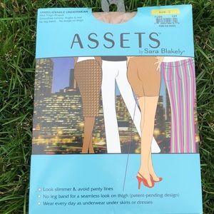 Assets by Sara Blakey